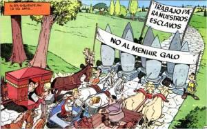Imagen de Obélix y Compañía