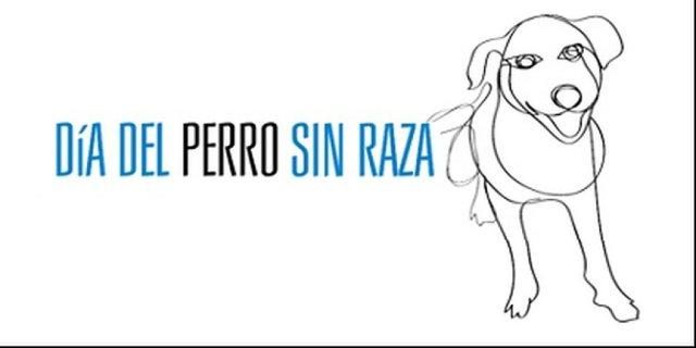 Cartel del Día Mundial de los Perros Sin Raza