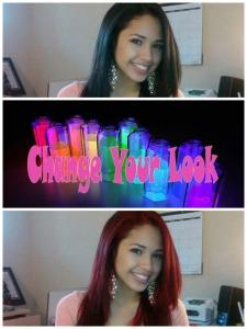 Campaña Change your look (Adrián P., Gema y Sofía)