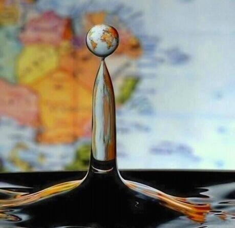 El mundo en una gota de agua