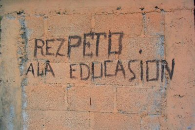 rezpeto a la educasion