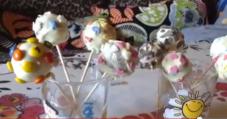Cake pops de Noelia