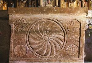 Símbolos celtas. El sincretismo resultante alucina