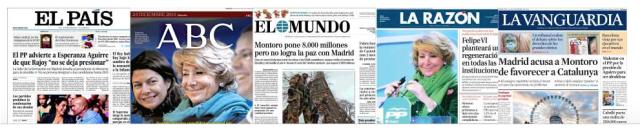 ¿Esperanza Aguirre como posible alcaldesa?