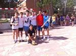 Oro en fútbol, 4º A