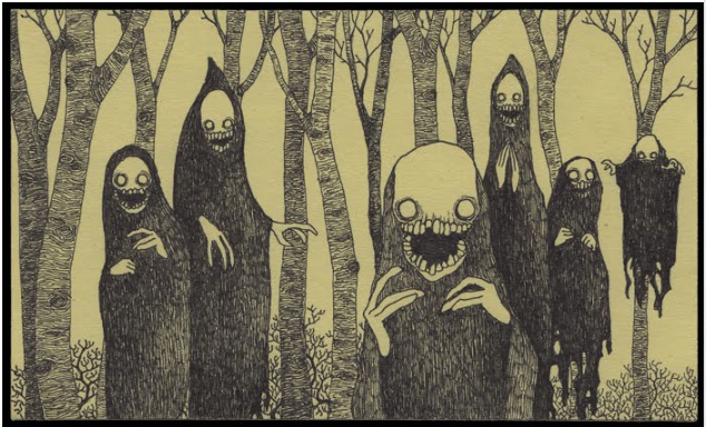 John Kenn para Halloween