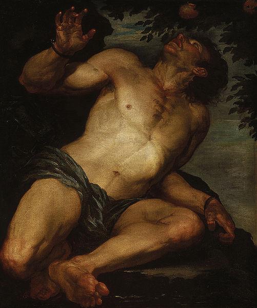 Tantalus_Gioacchino_Assereto_circa1640s