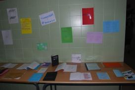 Exposición de los Cuadernos de poesía
